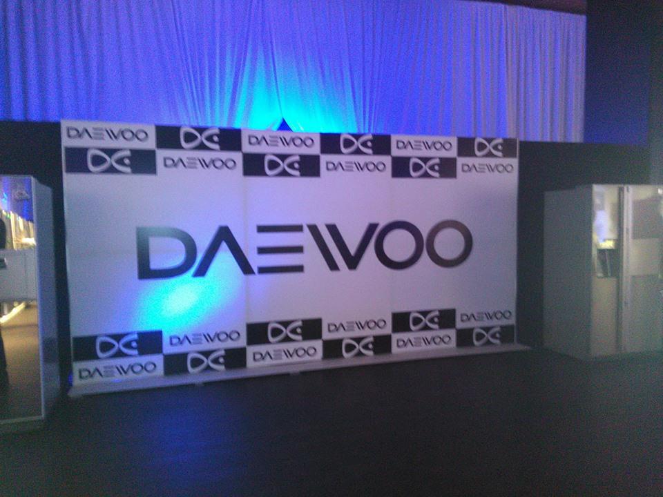 Daewoo / Lanzamiento Línea Blanca