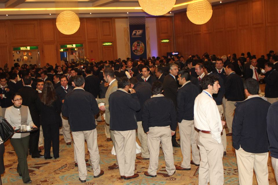 CCU / Evento 'Formula Perfecta'