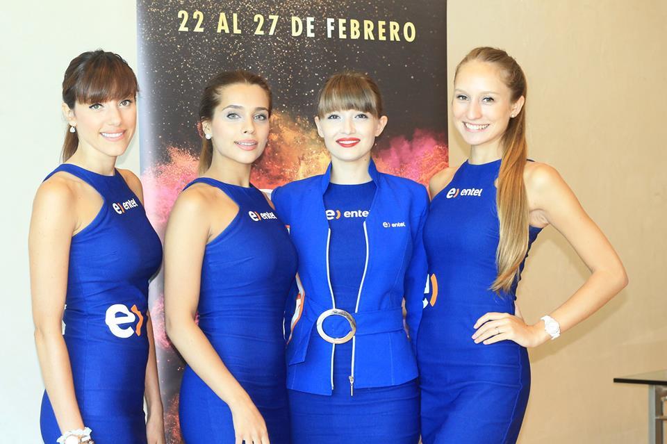 Entel / Conferencia Festival De Viña 2016