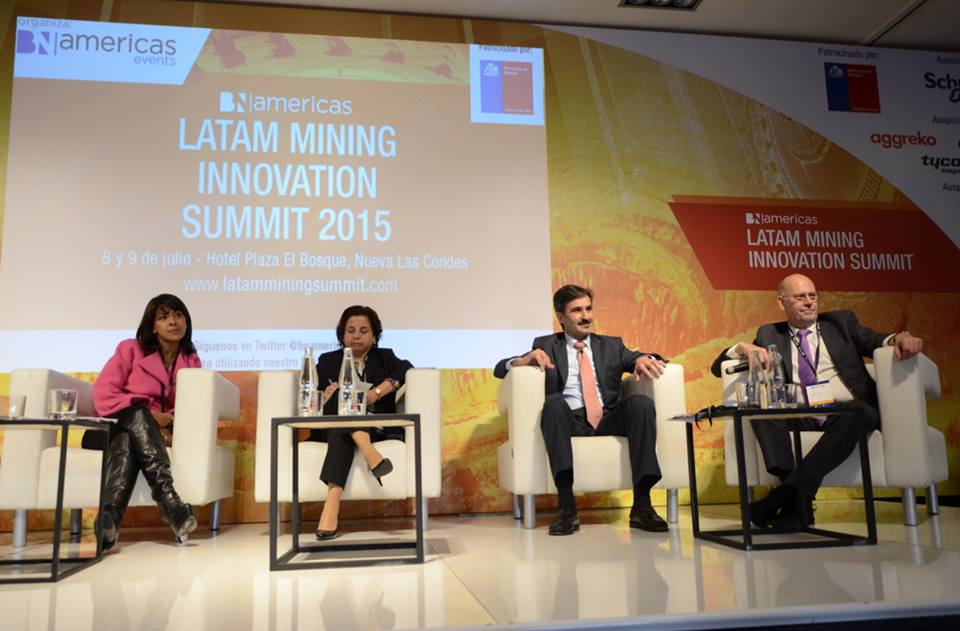 BNamericas / Latam Mining Innovation Summit 2015