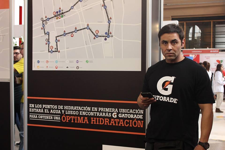 Gatorade / Stand Expo Running 2016