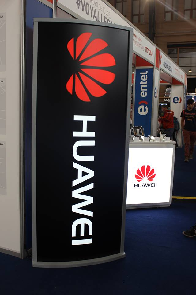 Huawei / Stand Expo Running 2016
