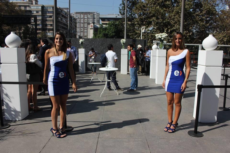 Entel / Lanzamiento Camiseta Oficial Maratón 2015