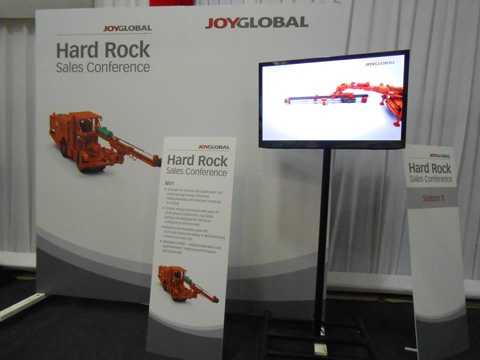 Joy Global / Evento HardRock