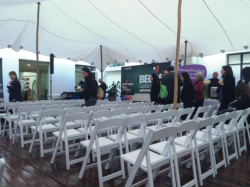 Corfo / Ceremonia de Premiación Capacitación DUOC UC